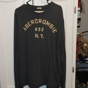 Abercrombie muscle shirt.